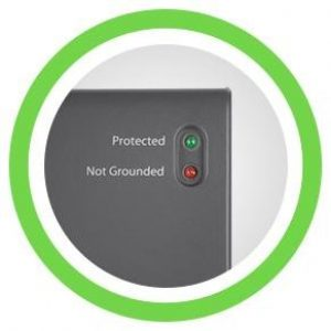 Belkin BE112234-10 Protected Indication LED