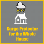 Surge Protector for Whole House