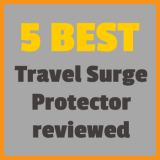 How to Choose Travel Surge Protector – 5 of the Best Reviewed for 2019